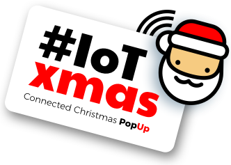 Connected Christmas Pop-up Shop